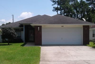 Gulf Breeze Single Family Home For Sale: 2088 Shadow Lake Drive