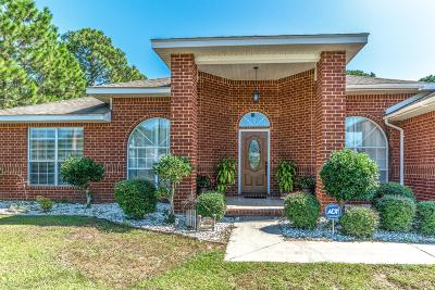 Navarre Single Family Home For Sale: 1950 Edgewood Drive