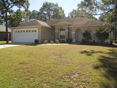 Gulf Breeze Single Family Home For Sale: 6431 Arbor Lane