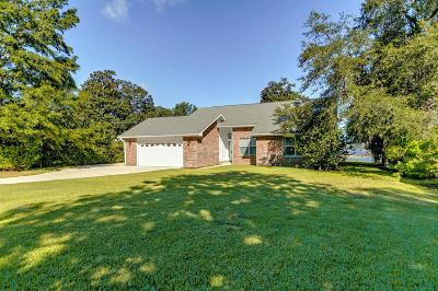 Navarre Single Family Home For Sale: 6722 Tom King Bayou Road
