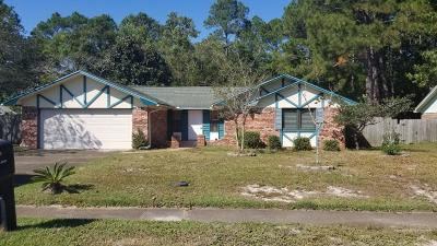 Fort Walton Beach Single Family Home For Sale: 375 Echo Circle