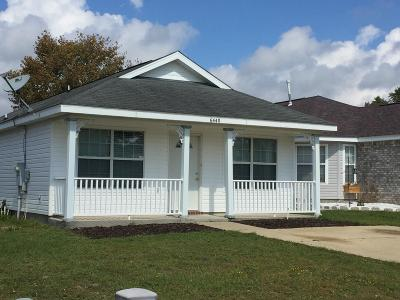 Gulf Breeze Single Family Home For Sale: 6440 Starfish Cove