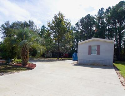 Navarre FL Single Family Home For Sale: $119,900