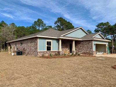 Navarre FL Single Family Home For Sale: $274,550