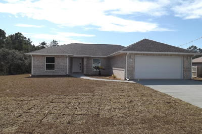 Navarre FL Single Family Home For Sale: $279,000