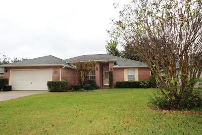 Santa Rosa County Single Family Home For Sale: 2645 Hidden Estates Circle