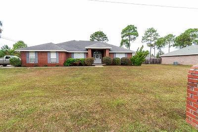 Milton Single Family Home For Sale: 1001 Ashley Road