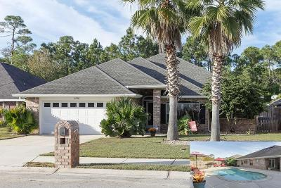 Gulf Breeze FL Single Family Home For Sale: $314,900