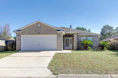 Gulf Breeze Single Family Home For Sale: 2036 Reserve Boulevard
