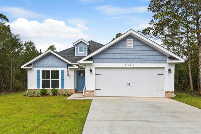 Gulf Breeze Single Family Home For Sale: 1959 Justice Circle