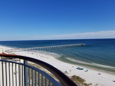 Navarre Condo/Townhouse For Sale: 8515 Gulf Boulevard #E-12B