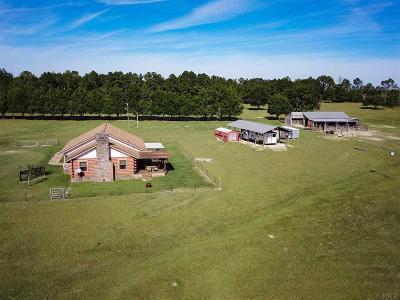 Milton Single Family Home For Sale: 5288 Short Trail