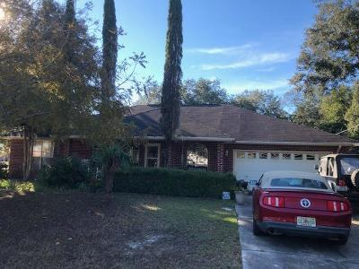 Navarre FL Single Family Home For Sale: $260,900