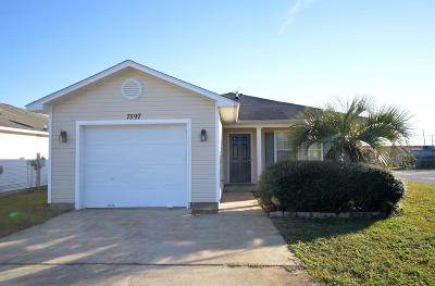 Navarre FL Single Family Home For Sale: $159,900