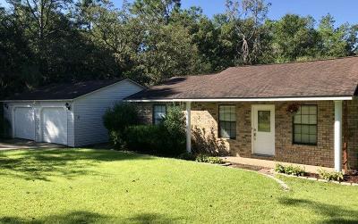 Okaloosa County Single Family Home For Sale: 5634 Park Place