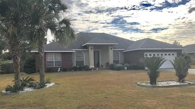 Navarre FL Single Family Home For Sale: $299,000