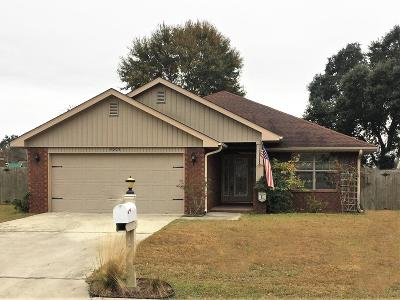Pace Single Family Home For Sale: 4009 Berry Circle