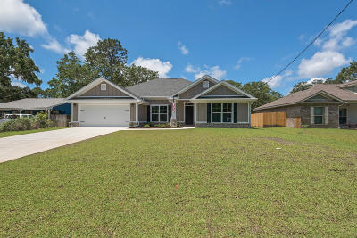 Gulf Breeze Single Family Home For Sale: 1911 Ladybird Lane