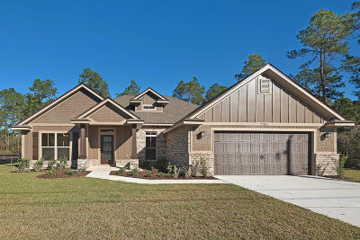 Navarre FL Single Family Home For Sale: $332,400