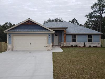 Navarre FL Single Family Home For Sale: $304,900