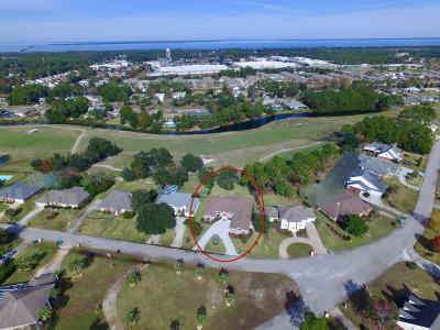 Gulf Breeze Single Family Home For Sale: 3734 Bengal Road