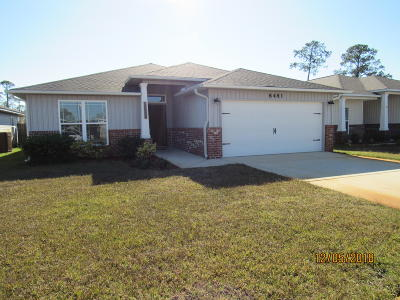 Navarre FL Single Family Home For Sale: $219,500