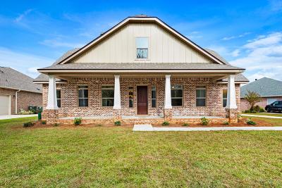 Santa Rosa County Single Family Home For Sale: 5734 Highland Lake Drive