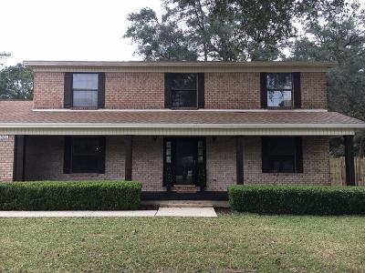 Santa Rosa County Single Family Home For Sale: 4946 Hyatt Lane