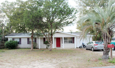 Fort Walton Beach Single Family Home For Sale: 708 Oaklawn Street