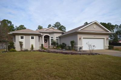 Navarre Single Family Home For Sale: 7494 Woodmont Road