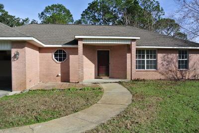 Navarre FL Single Family Home For Sale: $225,000