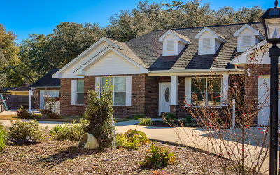 Fort Walton Beach Single Family Home For Sale: 224 NW Beal Parkway