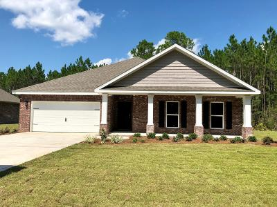 Navarre FL Single Family Home For Sale: $290,900
