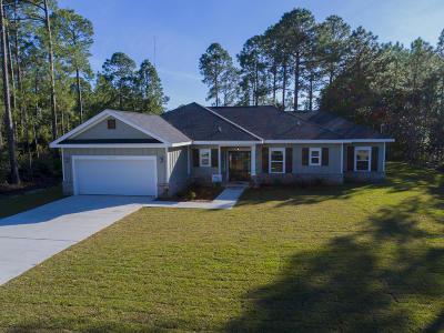 Gulf Breeze Single Family Home For Sale: 5635 East Bay Boulevard