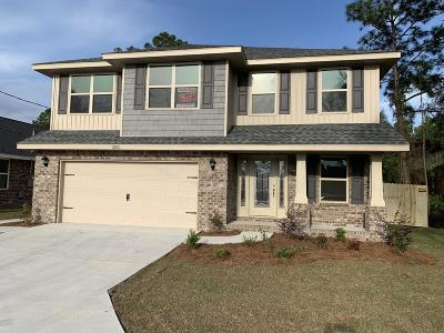 Gulf Breeze Single Family Home For Sale: 2076 Bergren Road