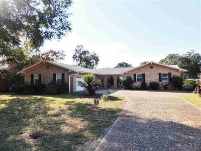 Gulf Breeze FL Single Family Home For Sale: $375,000