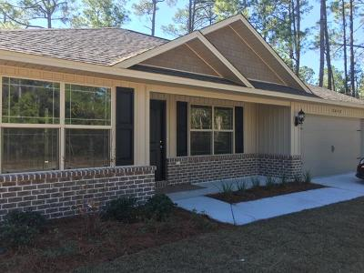 Gulf Breeze Single Family Home For Sale: 1483 Oakhill Road