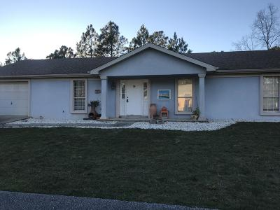 Gulf Breeze Single Family Home For Sale: 1743 E Smugglers Cove Drive