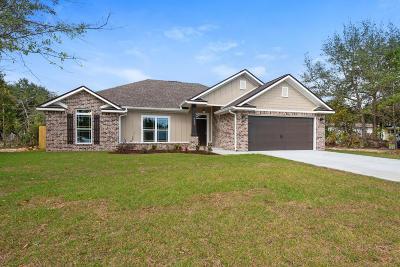 Gulf Breeze Single Family Home For Sale: 4370 Carol Court