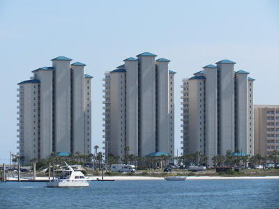 Navarre Condo/Townhouse For Sale: 8573 Gulf Boulevard #UNIT 160