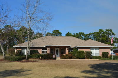 Navarre FL Single Family Home For Sale: $360,000