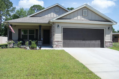 Navarre FL Single Family Home For Sale: $252,500