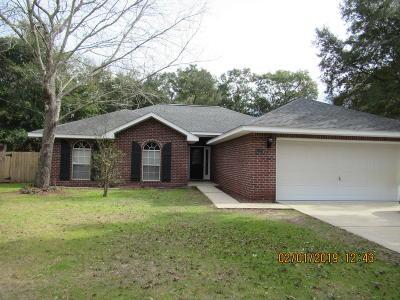 Navarre Single Family Home For Sale: 3142 Live Oak Street