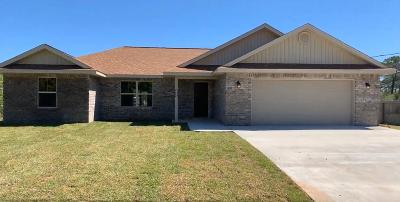 Gulf Breeze Single Family Home For Sale: 4889 Reese Road