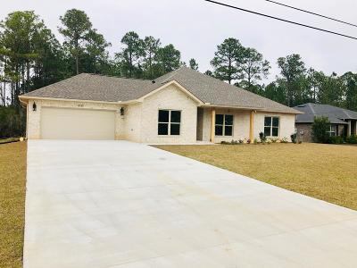 Navarre FL Single Family Home For Sale: $363,370