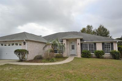 Navarre FL Single Family Home For Sale: $294,500