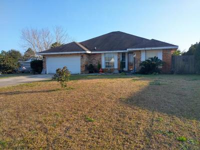 Gulf Breeze Single Family Home For Sale: 1711 Village Parkway