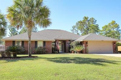 Navarre Single Family Home For Sale: 2275 Moray Drive