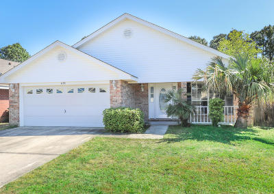 Gulf Breeze Single Family Home For Sale: 1133 Sterling Point Place