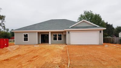 Navarre FL Single Family Home For Sale: $269,900